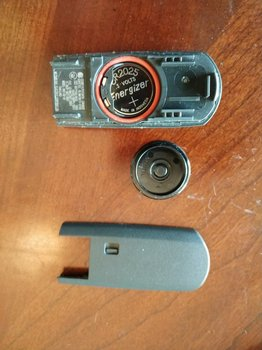 Replace The Key Fob Battery On A Mazda Cx 5