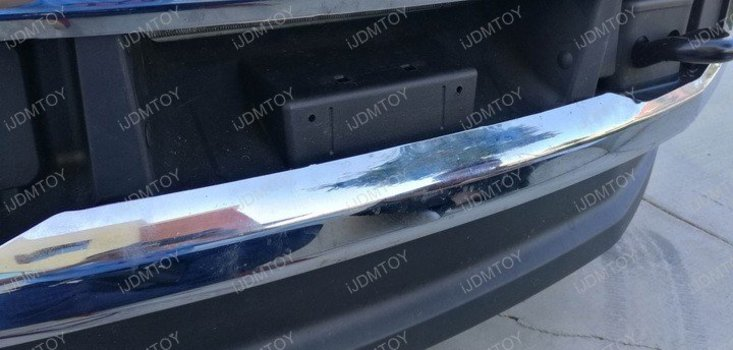 Image 8267 from Install the LED Light Bar on a 17-up Ford F-250 F-350 F-450