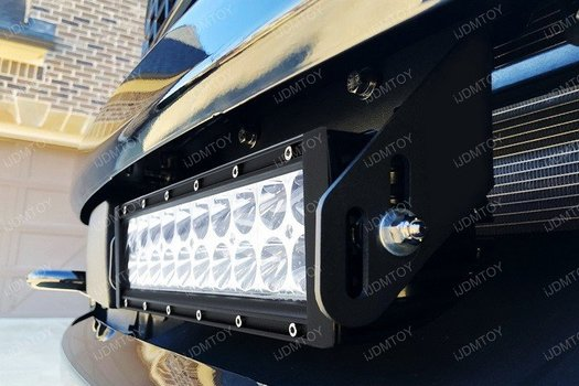 Image 8274 from Install the LED Light Bar on a 17-up Ford F-250 F-350 F-450