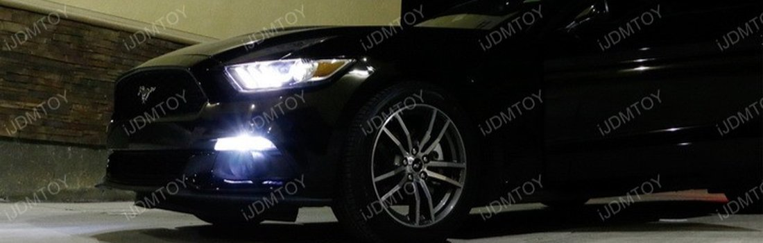 Install the Switchback LED DRL Assy
