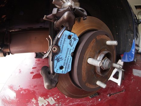 Image 8323 from Replace the brake pads on a 2014 Ford Fiesta ST