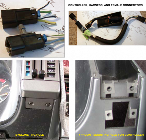 Image 362 from Installing  Power Side View Mirrors on a GMC Syclone