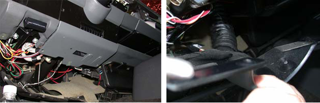 Image 374 from Installing  Power Side View Mirrors on a GMC Syclone