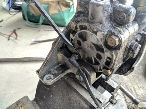 Image 8522 from Change the Power Steering Pump on a 2005 Subaru Impreza WRX STI