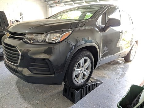 Image 8643 from Change the Oil on a 2019 Chevrolet Trax