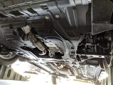 Image 8644 from Change the Oil on a 2019 Chevrolet Trax