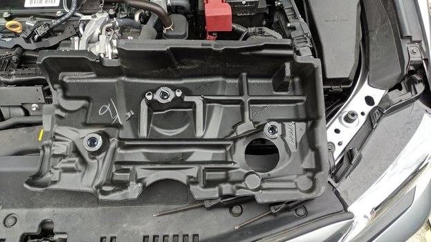 Image 8839 from Replace the Spark Plugs and Ignition Coils on a 2017-up Toyota Camry