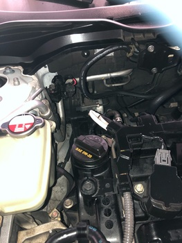 Image 8941 from Change the Oil on a 2016 Honda Civic Ex- T