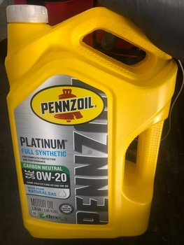 Image 8932 from Change the Oil on a 2016 Honda Civic Ex- T