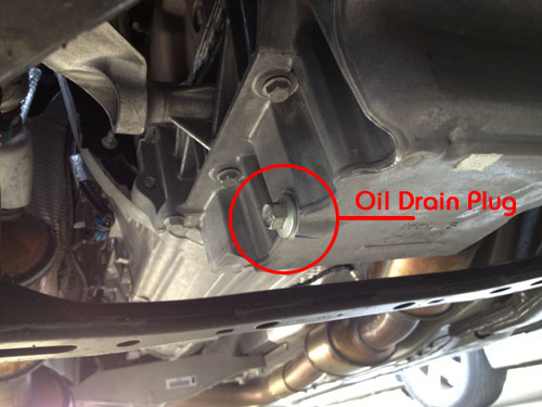 Changing The Oil On A Chevrolet Camarorhhowtune: Oil Pan Drain Plug Location At Elf-jo.com
