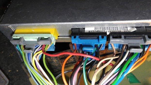 on gmc typhoon ecm wiring diagram