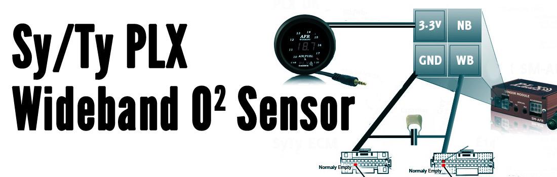 wiring the plx sm afr wideband oxygen sensor on a gmc syclone rh howtune com
