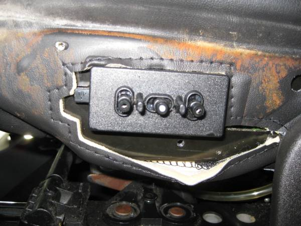 Image 615 from Replacing the Power Seat Switch on a Chevrolet Corvette C5/C6