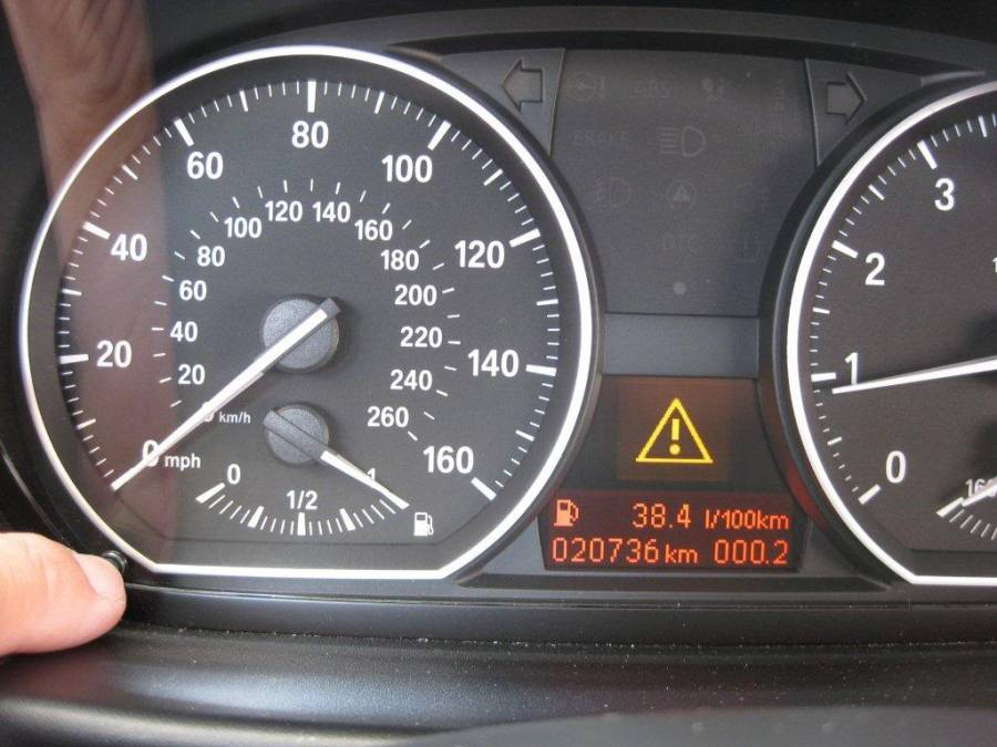 Reset The Oil Service Light On A Bmw 3 Series E90