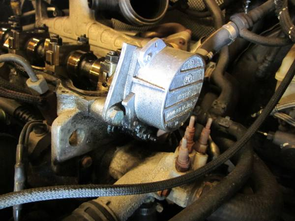 Image 1509 from Replacing the Timing Belt on a Volkswagen Jetta TDI MKIV