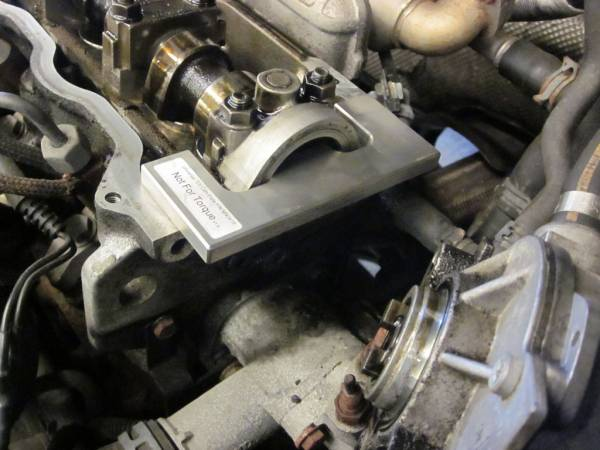 Image 1530 from Replacing the Timing Belt on a Volkswagen Jetta TDI MKIV