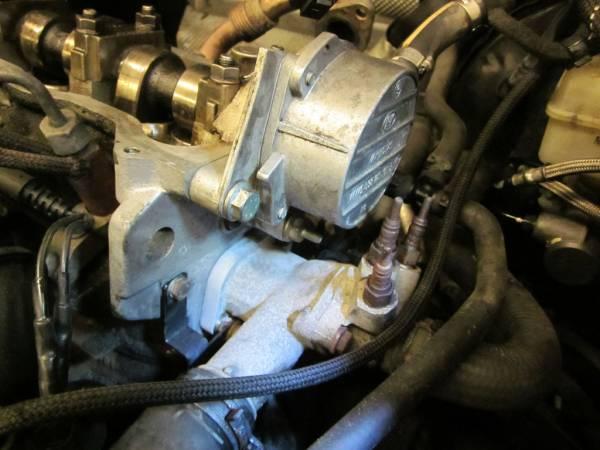 Replacing the Timing Belt on a Volkswagen Jetta TDI MKIV