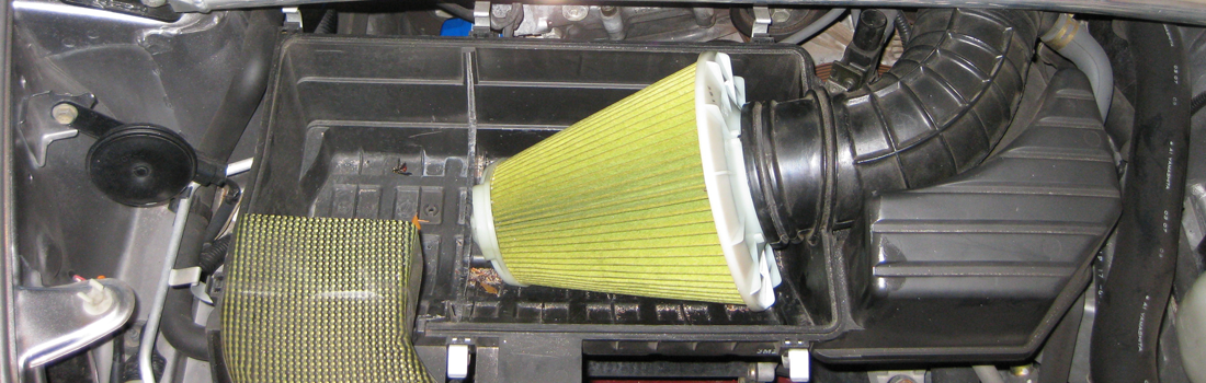 Replace the Air Filter