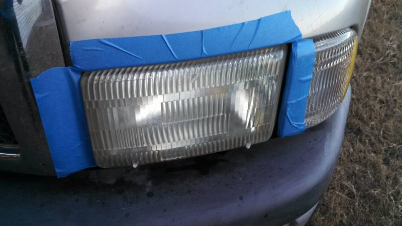 Image 1764 from Restore the Plastic Headlight Lenses on a Late Model Vehicle
